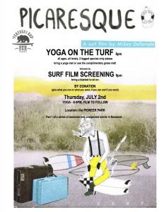 SURFTURF Poster